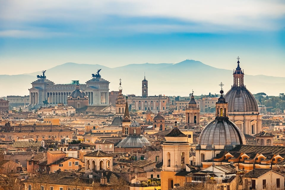 Rome: The Ancient City